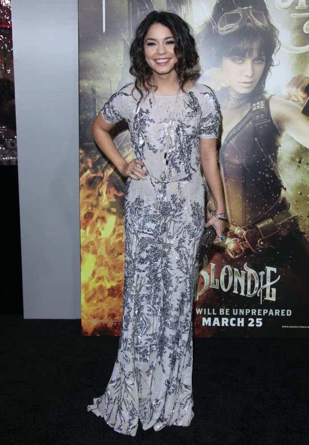 At the Sucker Punch Premiere
