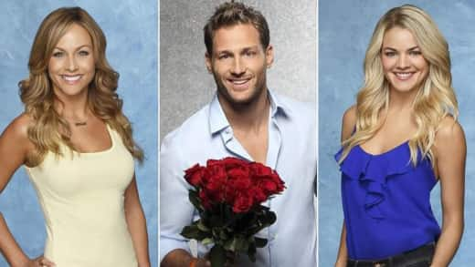 The Bachelor Top Two