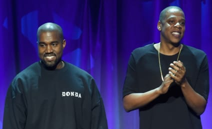 Jay-Z and Kanye West: Ending Their Lawsuit AND Feud?!