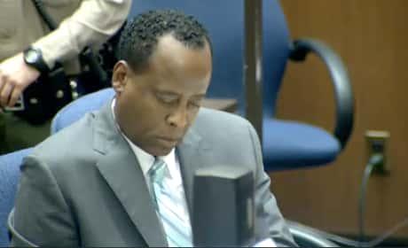 Dr. Conrad Murray Trial Live