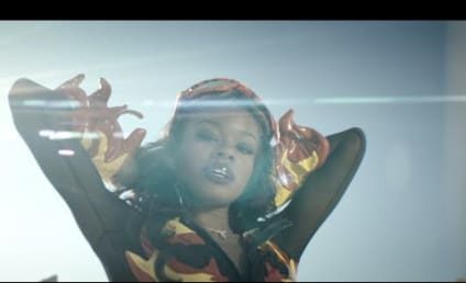 "Azealia Banks ""Heavy Metal and Reflective"" Video: Watch Your Back, Nicki Minaj!"