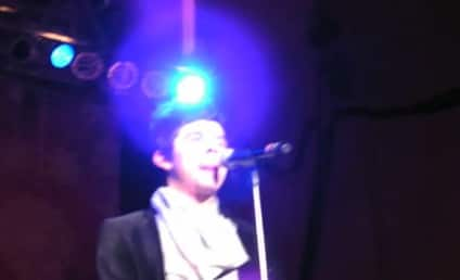 David Archuleta Announces Two-Year Mormon Mission, Breaks Down on Stage