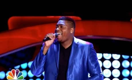 "T.J. Wilkins: ""Bennie and the Jets"" (The Voice Audition)"