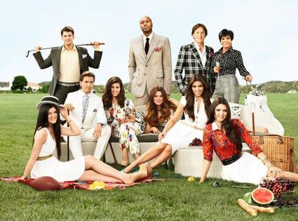 Keeping Up with the Kardashians Season 7 Photo