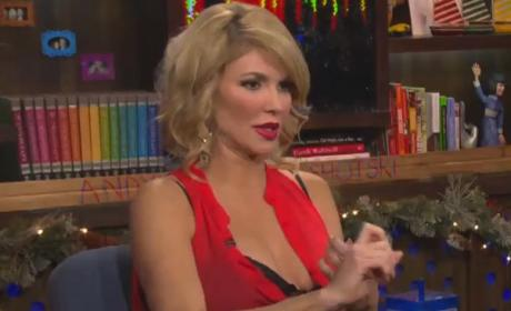 Brandi Glanville on Watch What Happens Live