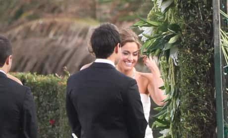 Molly Malaney, Jason Mesnick Wedding