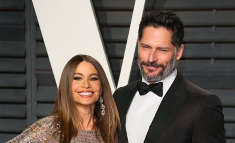 Sofia Vergara and Joe Manganiello are Attractive