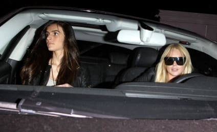 Ali Lohan Turns 18, Celebrates With Lindsay