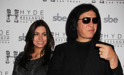 Gene Simmons' Daughter Sophie Auditions For X Factor