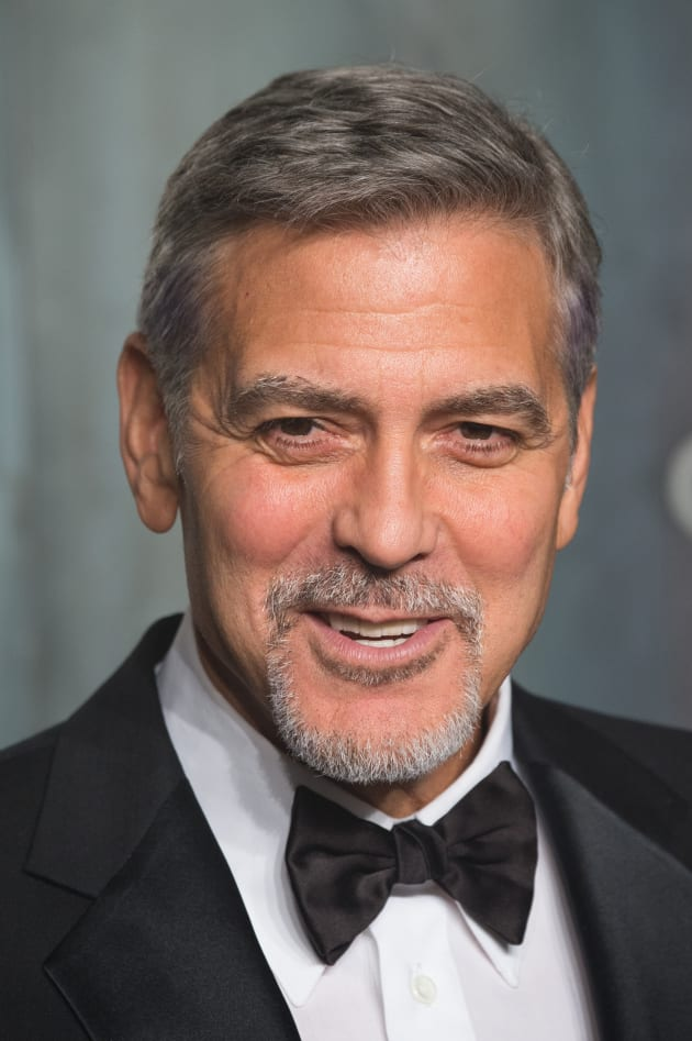 George Clooney: See His Twins! Read His Irate Statement ...