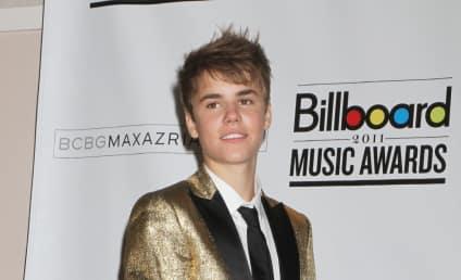 Justin Bieber, Selena Gomez, Demi Lovato and Chris Brown: Date Night!