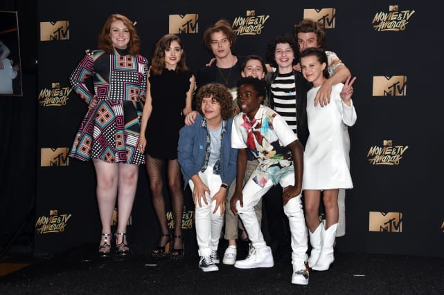 Can the Stranger Things Kids Host Next Year?