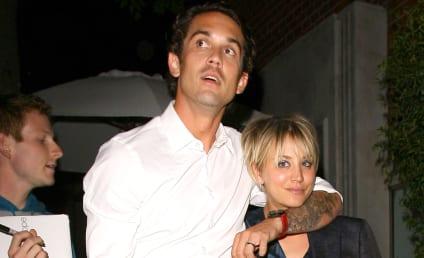 Kaley Cuoco & Ryan Sweeting Fighting Constantly; Actress Jealous of Zooey Deschanel?!