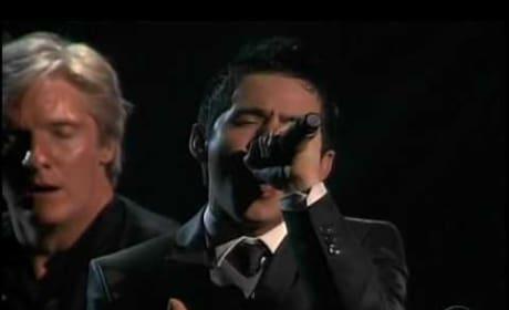 Archuleta at the ALMA Awards