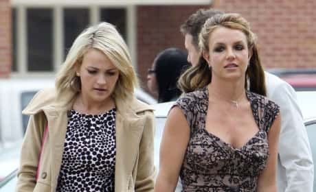 Jamie Lynn and Britney Pic