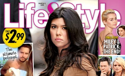 Kourtney Kardashian: Did She Catch Scott Disick Cheating on Her?!?