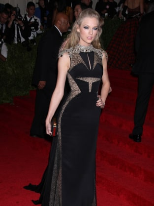 Taylor Swift MET Gala Dress