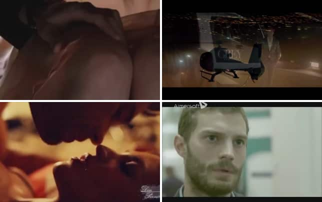 Beyonce fifty shades of grey trailer