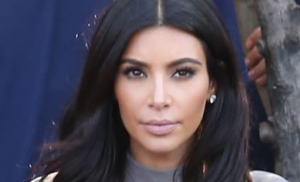 Kim Kardashian on Naked Paper Photos: I Did Them For ME!