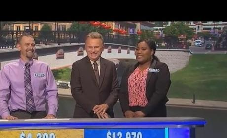 Wheel of Fortune Player Takes Most Random Letter Guesses of All-Time