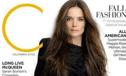 Katie Holmes: Bring on the Challenges!