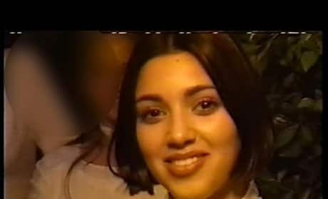 Kim Kardashian in 1994!