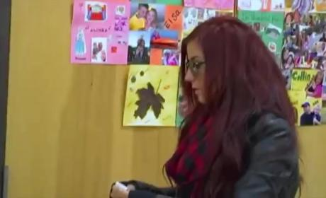 Chelsea Houska Loses Control of Daughter Aubree in New Teen Mom Preview