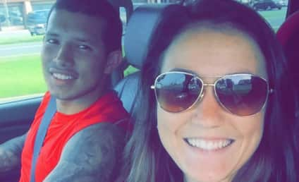 """Christina """"Peach"""" Pietrobon to Kailyn Lowry: You Totes Cheated on Javi Marroquin!"""