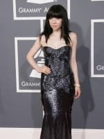 Carly Rae Jepsen at the Grammys