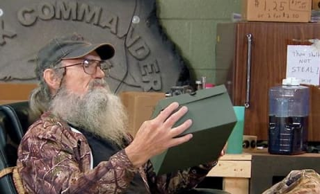 Duck Dynasty Clip - Complaint Box