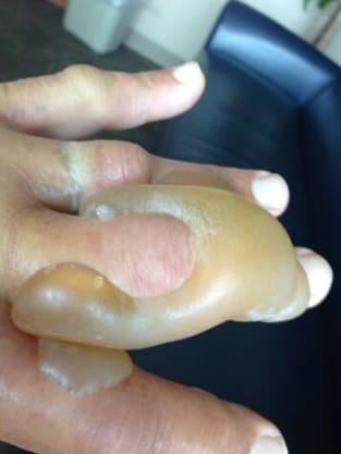 Hogan Hand Pic