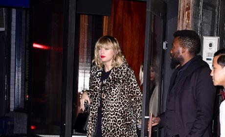Taylor Swift Spotted Looking Fabulous In New York City