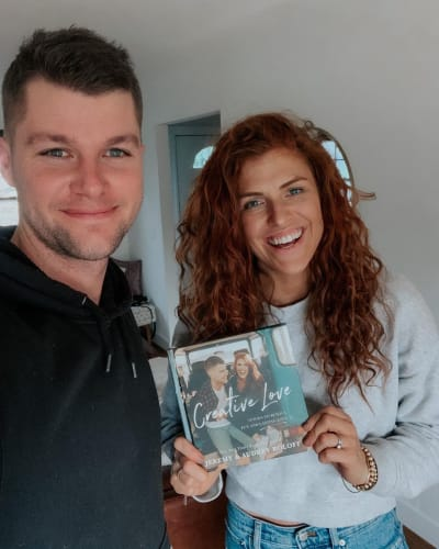 Audrey Roloff and Jeremy Roloff Promote Their Marital Advice