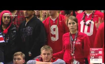 Guilty Ohio State Fan Goes Viral: Was She Caught Cheating?