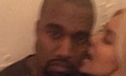 Kim Kardashian Shares Racy Instagram Photo, Implies She Wants to Bang Kanye