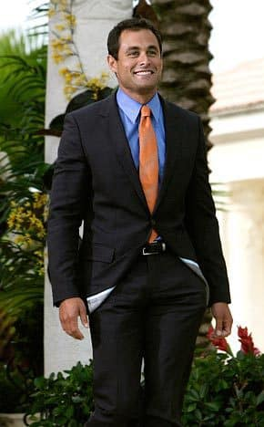 Jason Mesnick: The Bachelor!