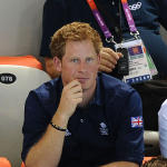 Prince Harry Clothed