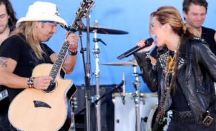 Bret Michaels to Release Miley Cyrus Duet
