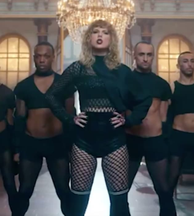Taylor Swift Throws All The Shade In New Music Video The Hollywood Gossip