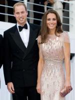 William, Kate