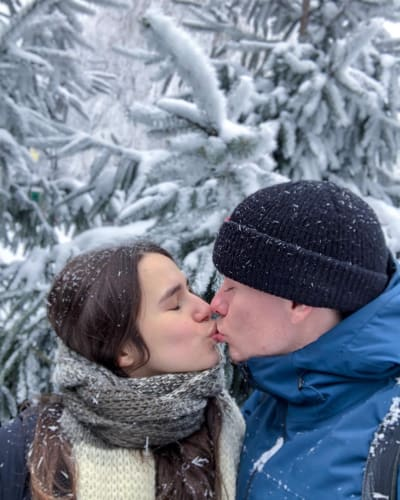 Steven y Olga Kiss