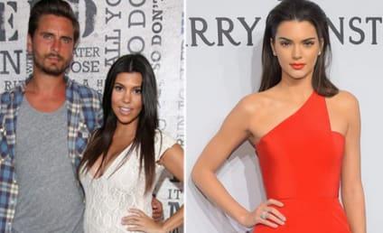 Kourtney Kardashian: Livid with Kendall Jenner-Scott Disick Friendship?!