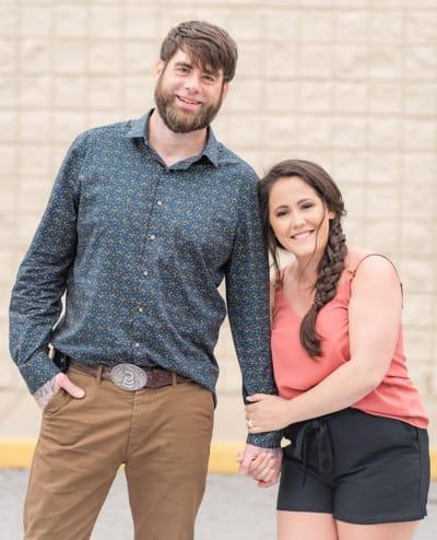 David y Jenelle Eason Forever