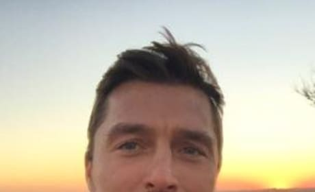 Chris Soules Sunset Photo