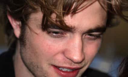 Robert Pattinson is a Serious Hair Raiser