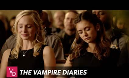 The Vampire Diaries Season 6 Episode 15 Teaser: In Mourning