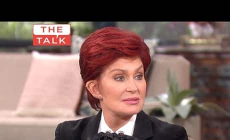 Sharon Osbourne Reveals Shocking Secret
