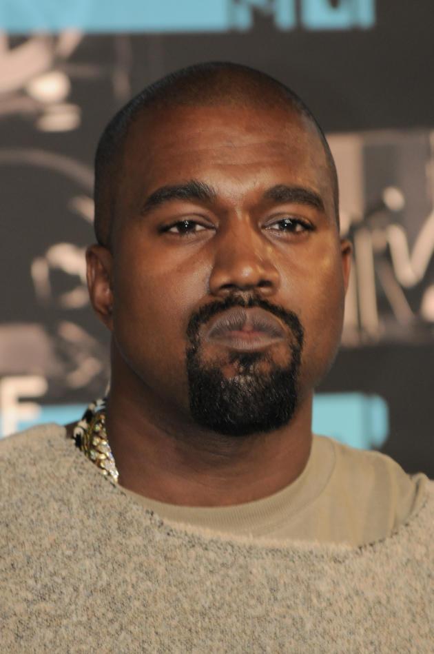 Kanye West Jokes About Kim Kardashian Sex Tape - The Hollywood Gossip-3716