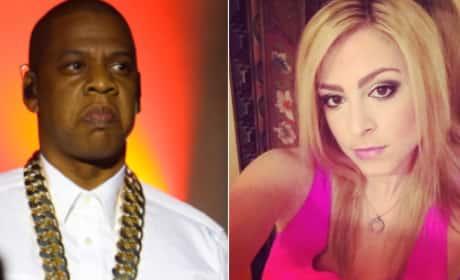 Casey Cohen: Jay Z Mistress?