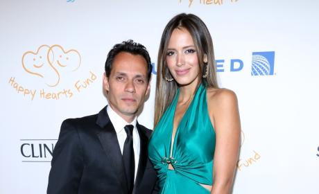 Marc Anthony and Shannon de Lima Photo